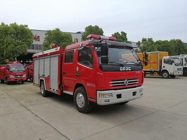 东风3.5吨消防车图片