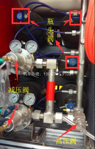 干粉灭火操作说明——干粉操作系统