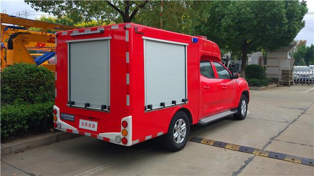 上汽大通器材消防车
