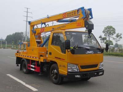 江铃13.5米高空作业车