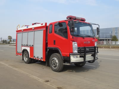 凯马4驱消防车