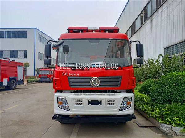 中澳物流东风7吨消防车