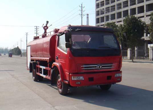 东风多利卡国五消防洒水车图片