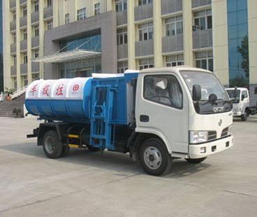 东风小金霸自装卸式垃圾车(EQ1040)