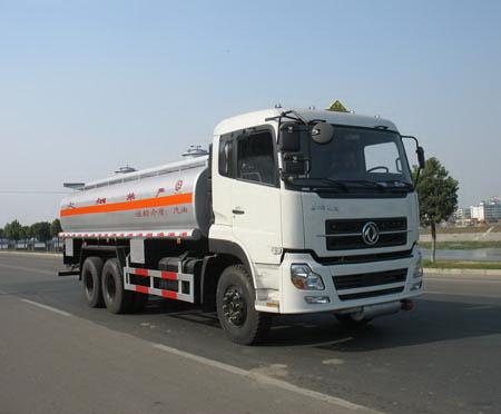 15吨东风天龙后八轮油罐车(加油车)