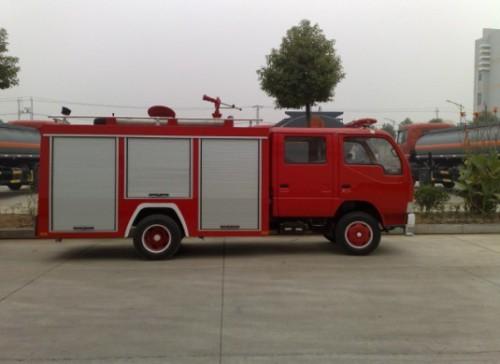 小霸王1-2T水罐消防车