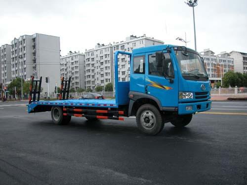 解放赛龙10版低平板运输车