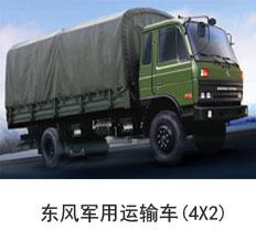 东风军用运输车