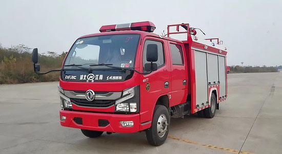 东风2.5吨消防车