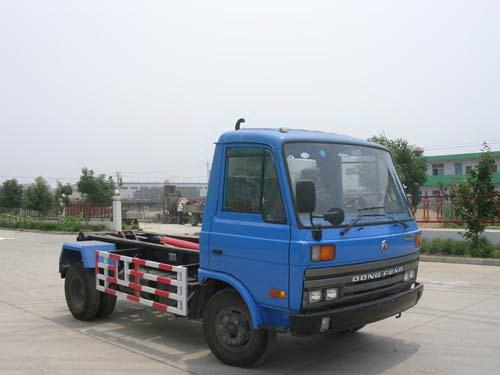 东风轻卡(多利卡)拉臂式垃圾运输车