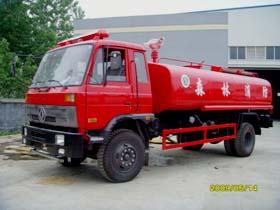 东风153森林消防车