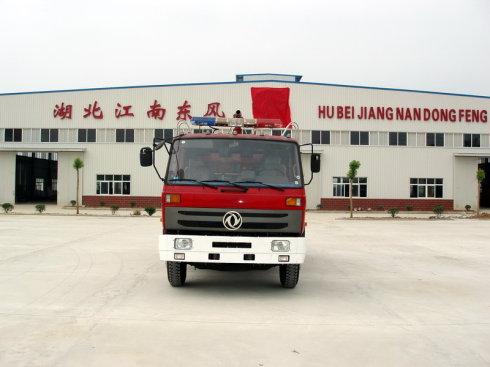 东风153水罐--泡沫消防车(6吨)