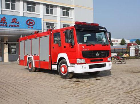 A类泡沫消防车
