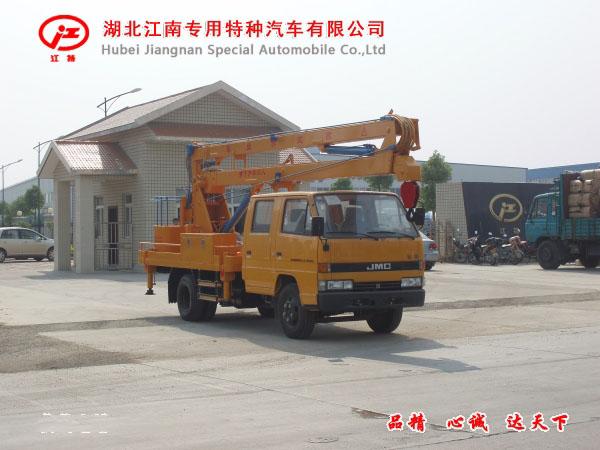 江铃16米高空作业车