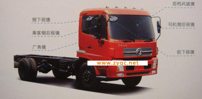 东风天锦驾驶室车身材料及操作性,维修性方便
